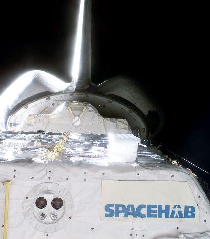 Schumacher günther glatzel raumfahrt iss spacehab informationen über