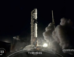 Webcast SpaceX