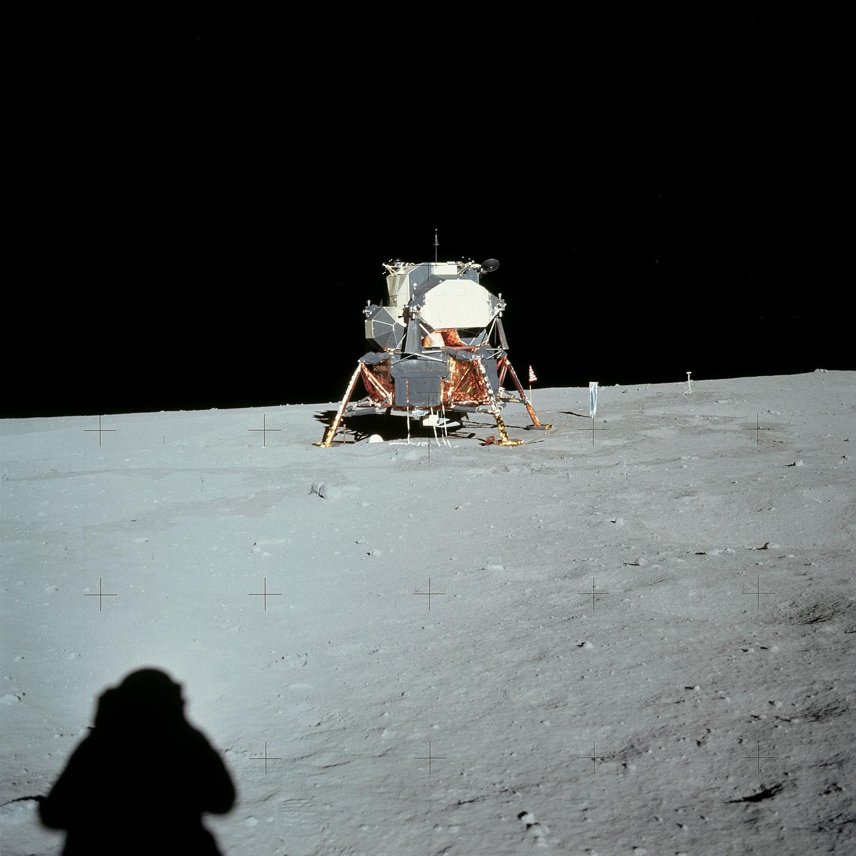 Bemannte Mondlandungen