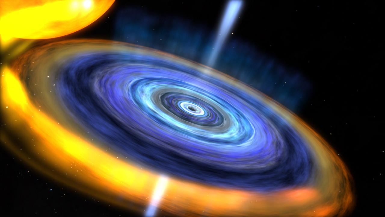 smallest black hole - photo #8