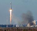 Russland: Persona-1 3 nach Start in Plessezk im All