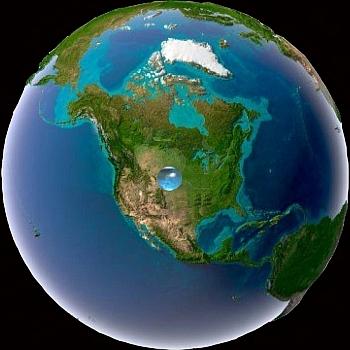 Erde Wasseranteil