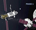 NASA plant Deep Space Gateway, Deep Space Transport