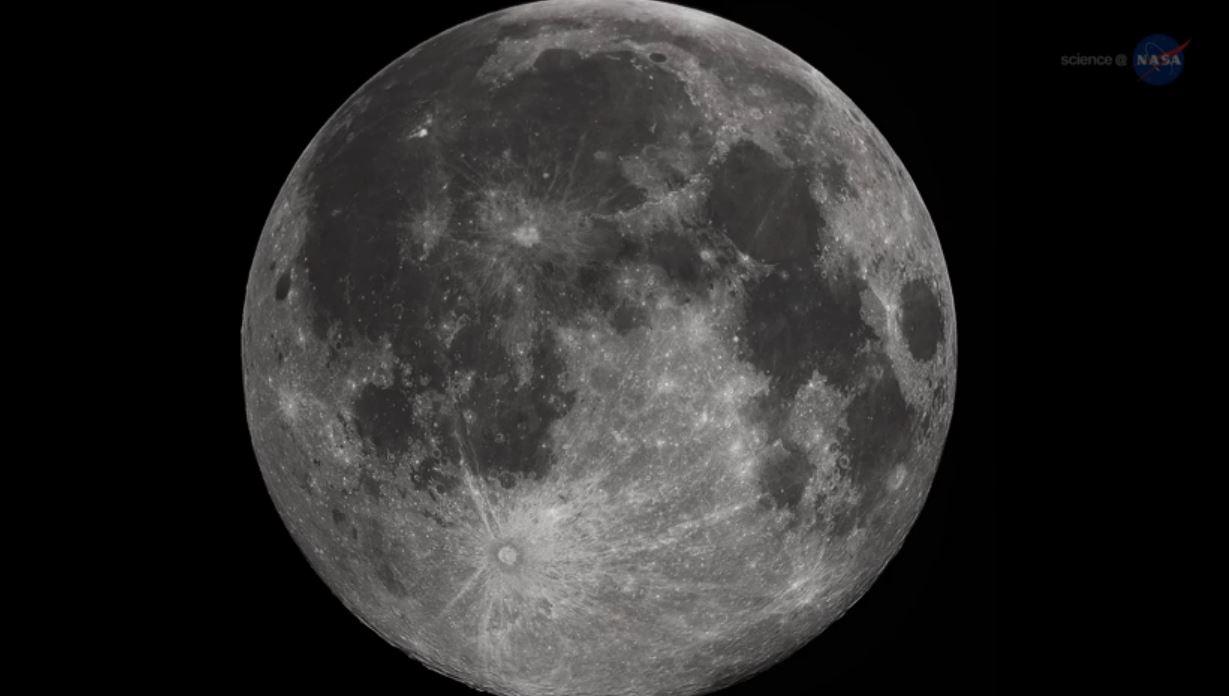 Großer Mond