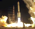 Proton-M bringt Blagowest 13L ins All