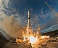 Copernicus-Aufbau: Sojus-Flug VS14 erfolgreich