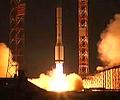 Proton-M bringt EUTELSAT 9B mit EDRS-A ins All