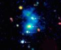 16. Mai 2015 - Astronomen entdecken das erste Quasar-Quartett