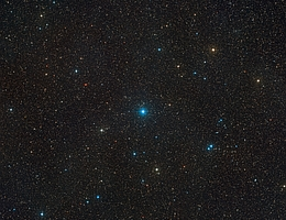ESO/Digitized Sky Survey 2. Acknowledgement: Davide De Martin