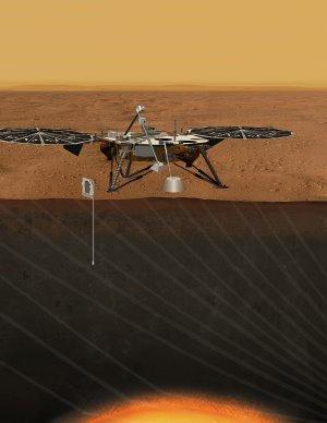 Discovery Programm Insight Fliegt 2016 Zum Mars