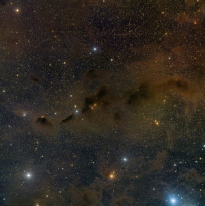 ESO, Digitized Sky Survey 2. Acknowledgement: Davide De Martin