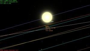JPL Solar System Simulator