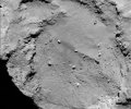 25. August 2014 - Rosetta: F�nf Landeplatzkandidaten f�r Philae