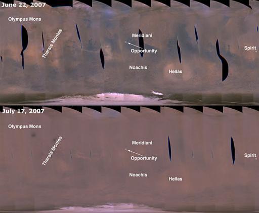 NASA / JPL / Malin Space Science Systems