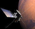 Mars Express - Eine Kraterlandschaft im Arabia Terra