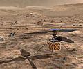 NASA forscht an Helikoptern f�r Rovermissionen