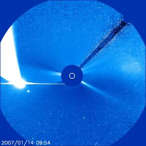 SOHO/NASA/ESA