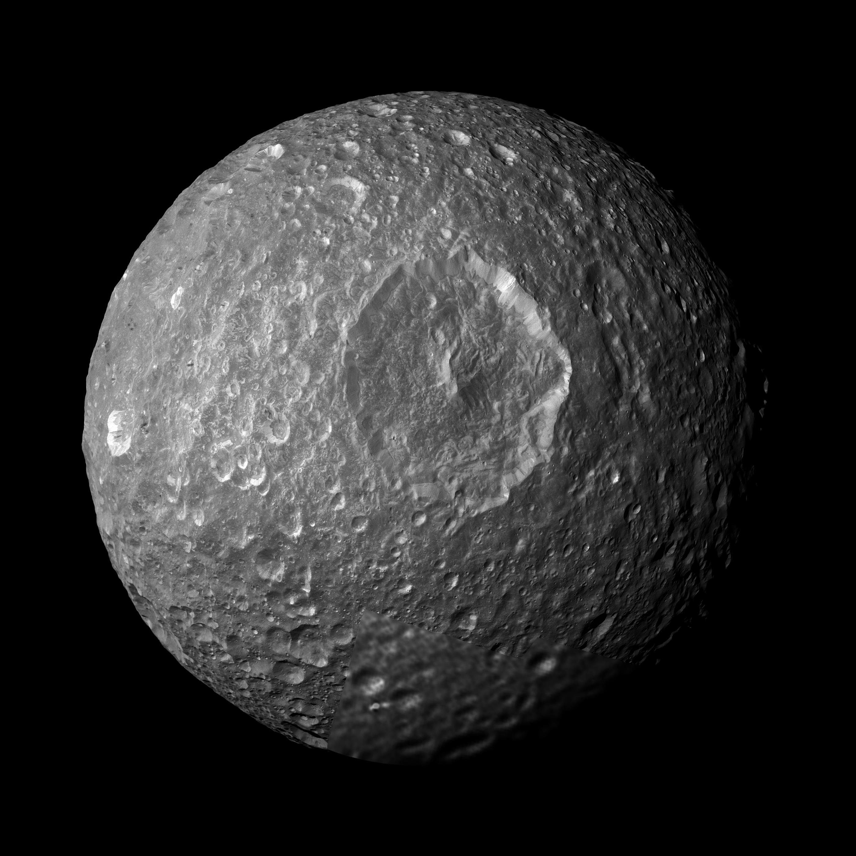Saturnmond Mimas