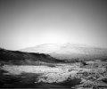 27. September 2014 - Marsrover Curiosity bohrt bei den Pahrump Hills