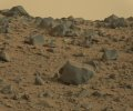 Marsrover Curiosity: Intensive Gesteinsanalysen