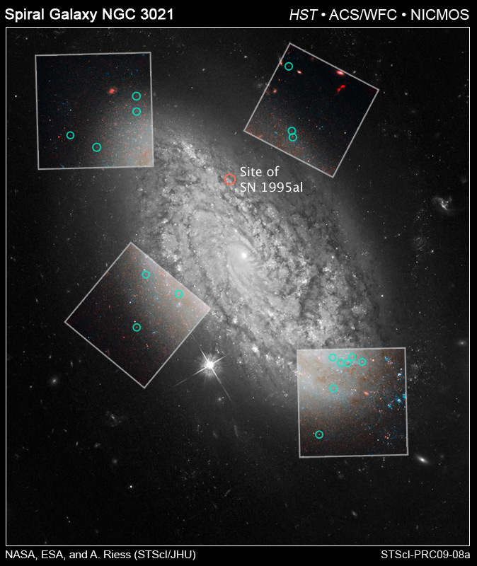 Hubble-Konstante genauer bestimmt