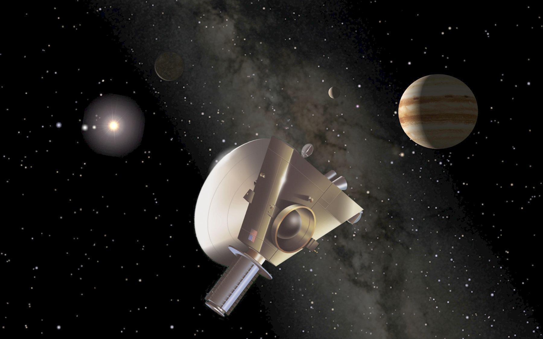 Ученые выбирают для «Новых горизонтов» следующую цель