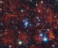 Der offene Sternhaufen NGC 2367 im Gro�en Hund