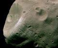 Mars Express passiert Phobos in nur 45 Kilometern