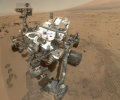 Computerproblem bei Curiosity