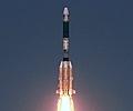Indien: GSLV-D6 bringt GSAT 6 ins All