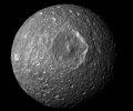 Ein verborgener Ozean auf dem Saturnmond Mimas?