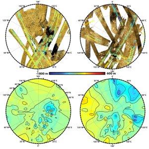 NASA, JPL-Caltech, ASI, JHUAPL, Cornell University, Weizmann