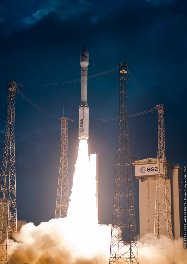 ESA / CNES / Arianespace / Photo Optique Video CSG