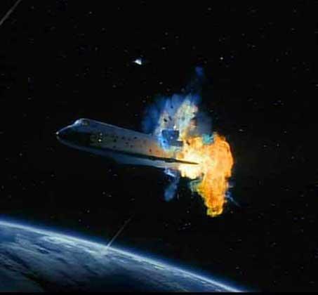 space shuttle unglück columbia - photo #10