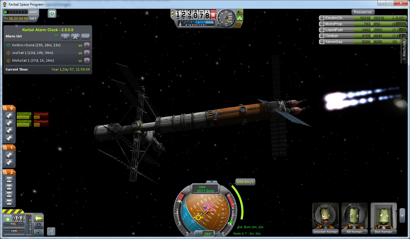 space program Kerbal space program is engaging the space geek community, nasa's jpl engineers included, with its realistic approach to aerospace engieering.