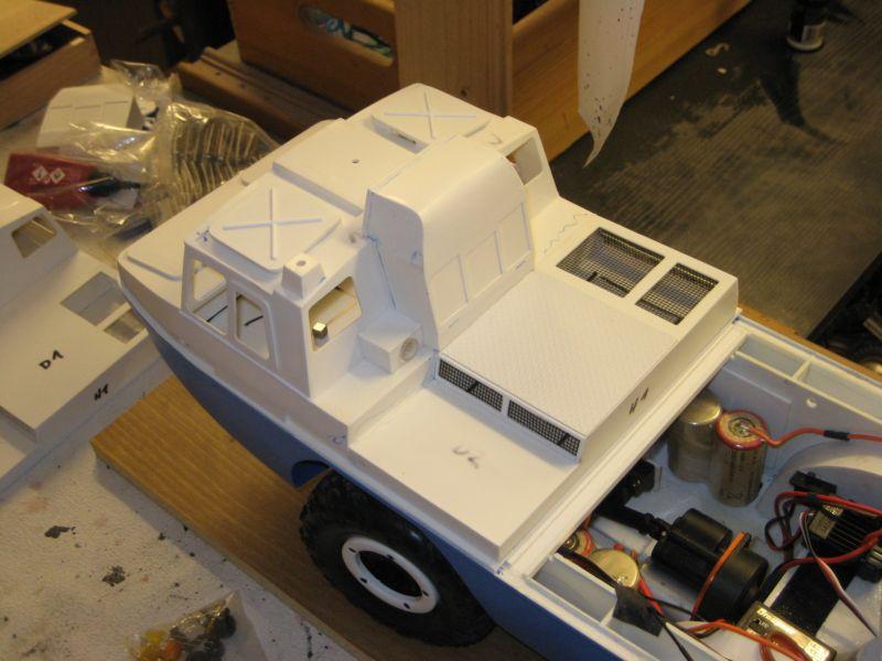 rc modell truck selber bauen auflieger modelle trucks. Black Bedroom Furniture Sets. Home Design Ideas